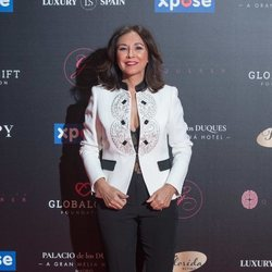Isabel Gemio en la Gala Global Gift 2019