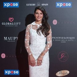 Lorena Bernal en la Gala Global Gift 2019