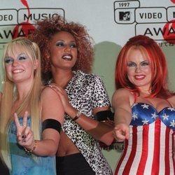 Las Spice Girls en los años 90