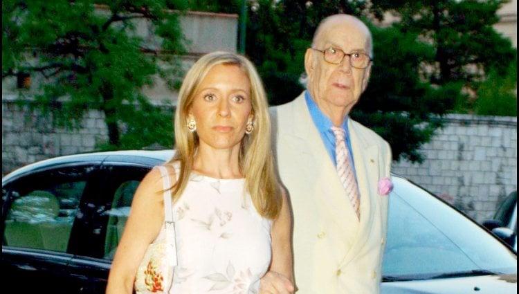 Camilo José Cela y Marina Castaño