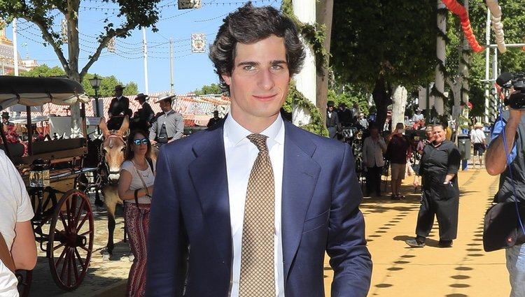 Fernando Fitz-James Stuart en la Feria de Abril 2019