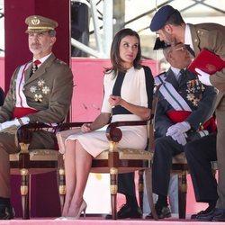 El Rey Felipe VI y la Reina Letizia en el 175 aniversario de la Guardia Civil