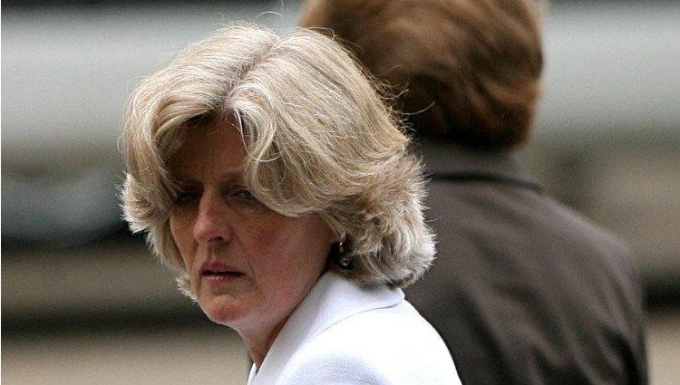 Lady Jane Fellowes, la hermana mayor de Lady Di
