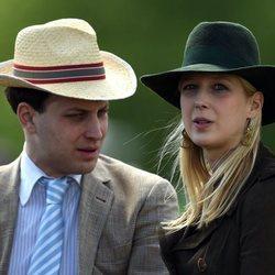 Lord Frederick y Lady Gabriella Windsor en el Royal Windsor Horse
