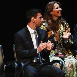 Leo Messi, galardonado con la Cruz de Sant Jordi