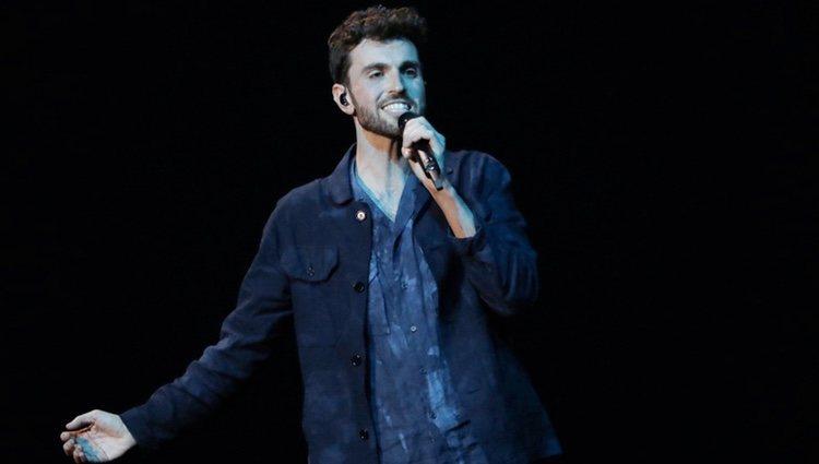Duncan Laurence da la victoria a Holanda en el Festival de Eurovisión 2019