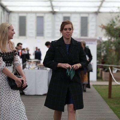 La Princesa Beatriz de York en Chelsea Flower Show 2019