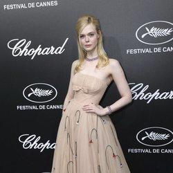 Elle Fanning en el Festival de Cannes 2019
