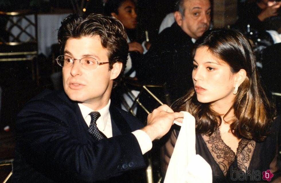 Ricardo Bofil y Chábeli Iglesias