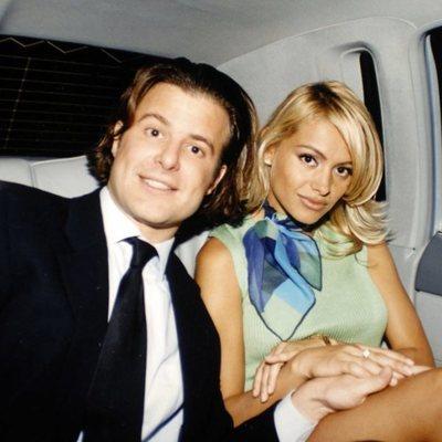 Ricardo Bofill y Paulina Rubio
