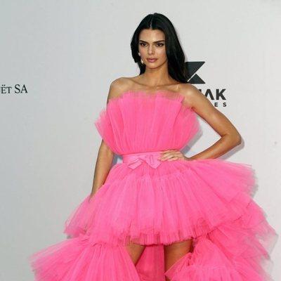Kendall Jenner en la gala amfAR en el Festival de Cannes 2019