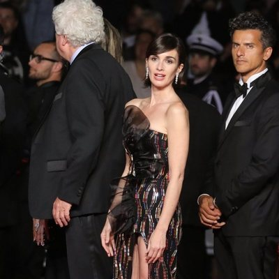 Paz Vega en la premiere de 'Rambo V: Last Blood'