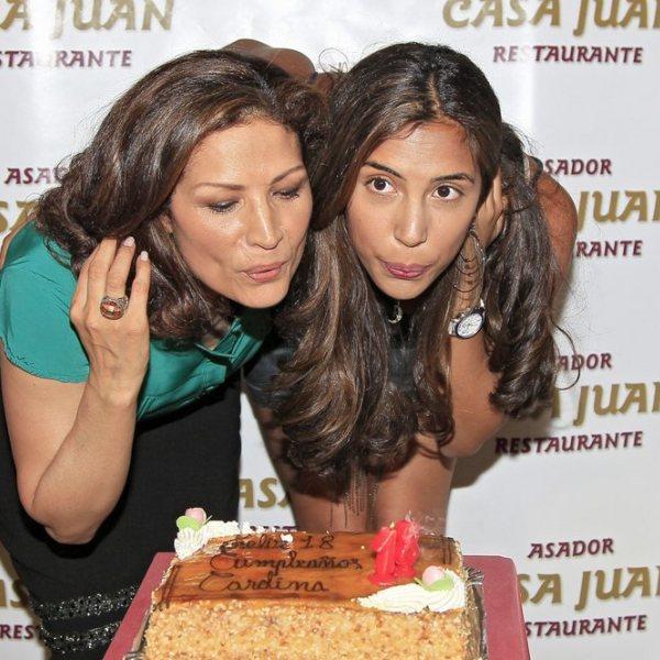 Así son Encarna y Toñi Salazar: las hermanas de Azúcar Moreno