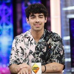 Joe Jonas durante su visita a 'El Hormiguero' tras unirse de nuevo la banda