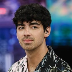 Primer plano de Joe Jonas en 'El Hormiguero'