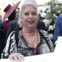 María Jiménez posa sonriente