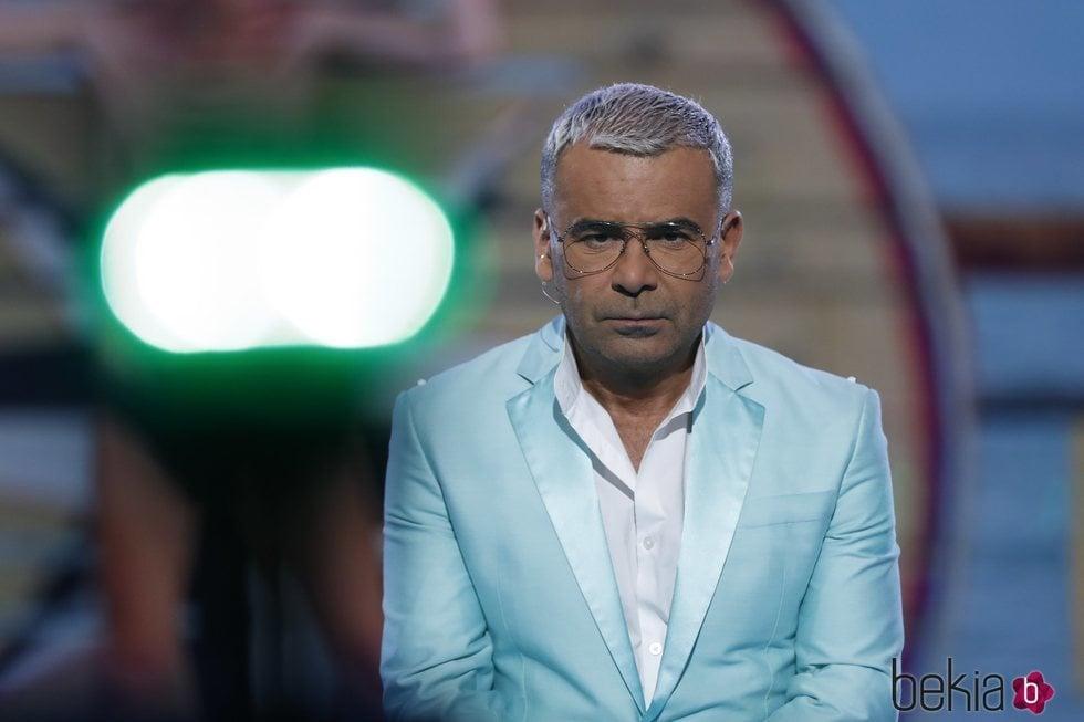 Jorge Javier Vázquez en la gala 6 de 'Supervivientes 2019'