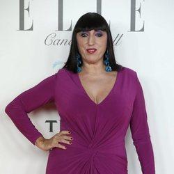 Rossy de Palma en la Gala conta el cáncer de Elle