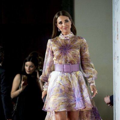 Paula Echevarría en la Gala contra el cáncer de Elle