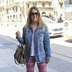 Laura Fa acudiendo a la despedida de soltera de Belén Esteban