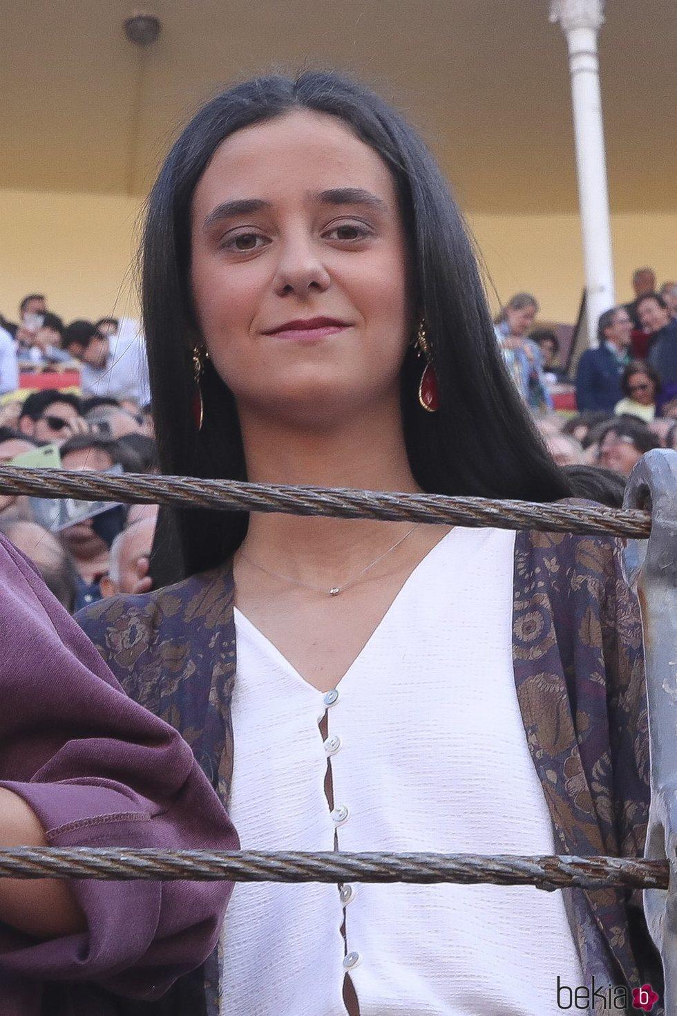Victoria Federica en los toros en la Feria de San Isidro 2019