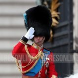 El Príncipe Guillermo en la ceremonia Trooping the Colour 2019