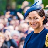 Meghan Markle en la ceremonia Trooping the Colour 2019