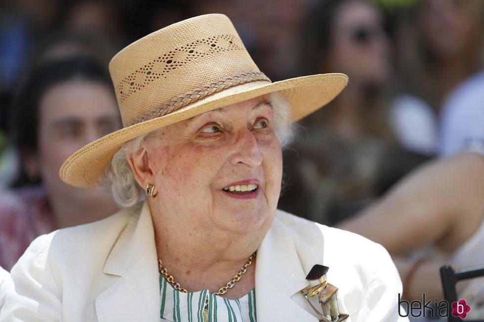 La Infanta Pilar aparece como Presidenta de Honor del 'Family Day' el 9 de junio de 2019