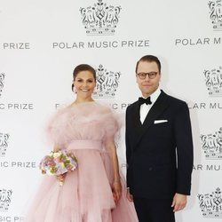 Victoria y Daniel de Suecia en los Polar Music 2019