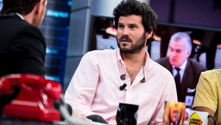 Willy Bárcenas en 'El Hormiguero'