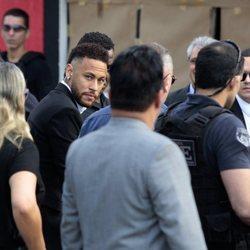 Neymar acude a declarar por una supuesta violación