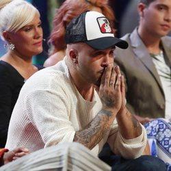 Kiko Rivera preocupado por el ataque de ansiedad de su madre en la octava gala de 'Supervivientes 2019'