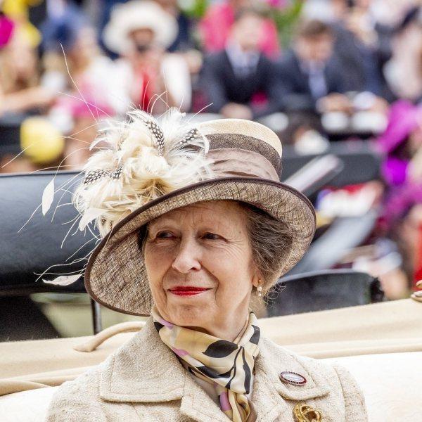 Los Reyes de Holanda junto a la Familia Real Británica en Ascot 2019