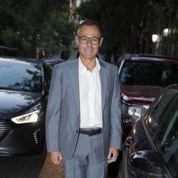 Jordi González en la fiesta de la productora Zeppelin de 2019