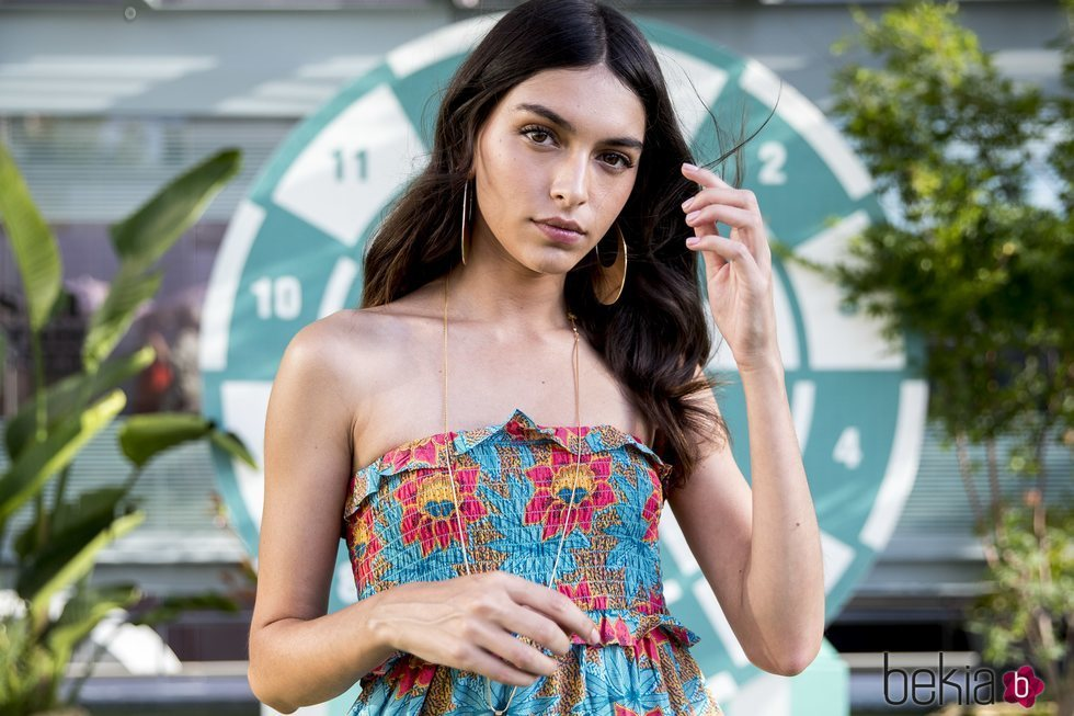 Lucía Rivera, modelo en la Summer Party Women's Secret