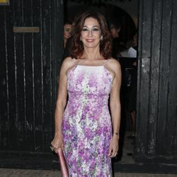 Ana Rosa Quintana en la preboda de Ainhoa Arteta y Matías Urrea