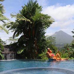 Pilar Rubio y Sergio Ramos en Costa Rica de luna de miel