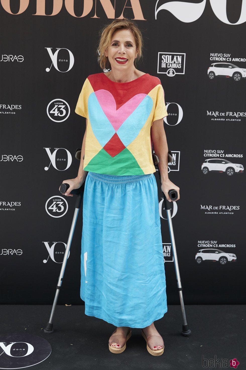 Ágatha Ruiz de la Prada en la 14ª edición de los premios Yo Dona Internacional