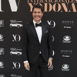Jaime Cantizano en la 14ª edición de los premios Yo Dona Internacional
