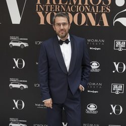 Màxim Huerta en la 14ª edición de los premios Yo Dona Internacional