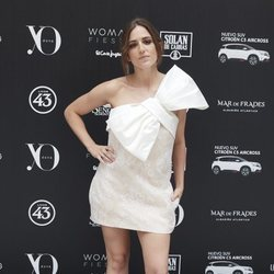 Marina Salas en la 14ª edición de los premios Yo Dona Internacional