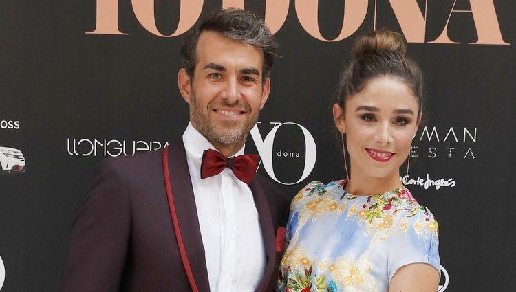 Daniel Muriel y Candela Serrat en la 14ª edición de los premios Yo Dona Internacional