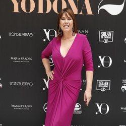 Mabel Lozano en la 14ª edición de los premios Yo Dona Internacional