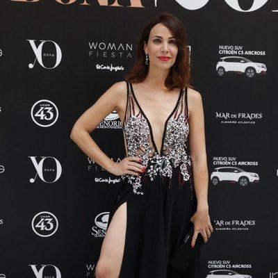 Nere Garmendia en la 14ª edición de los premios Yo Dona Internacional