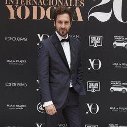 Álex Gadea en la 14ª edición de los premios Yo Dona Internacional