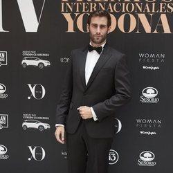 Fernando Guallar en la 14ª edición de los premios Yo Dona Internacional