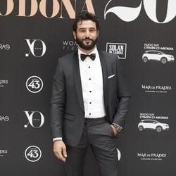 Antonio Velázquez en la 14ª edición de los premios Yo Dona Internacional