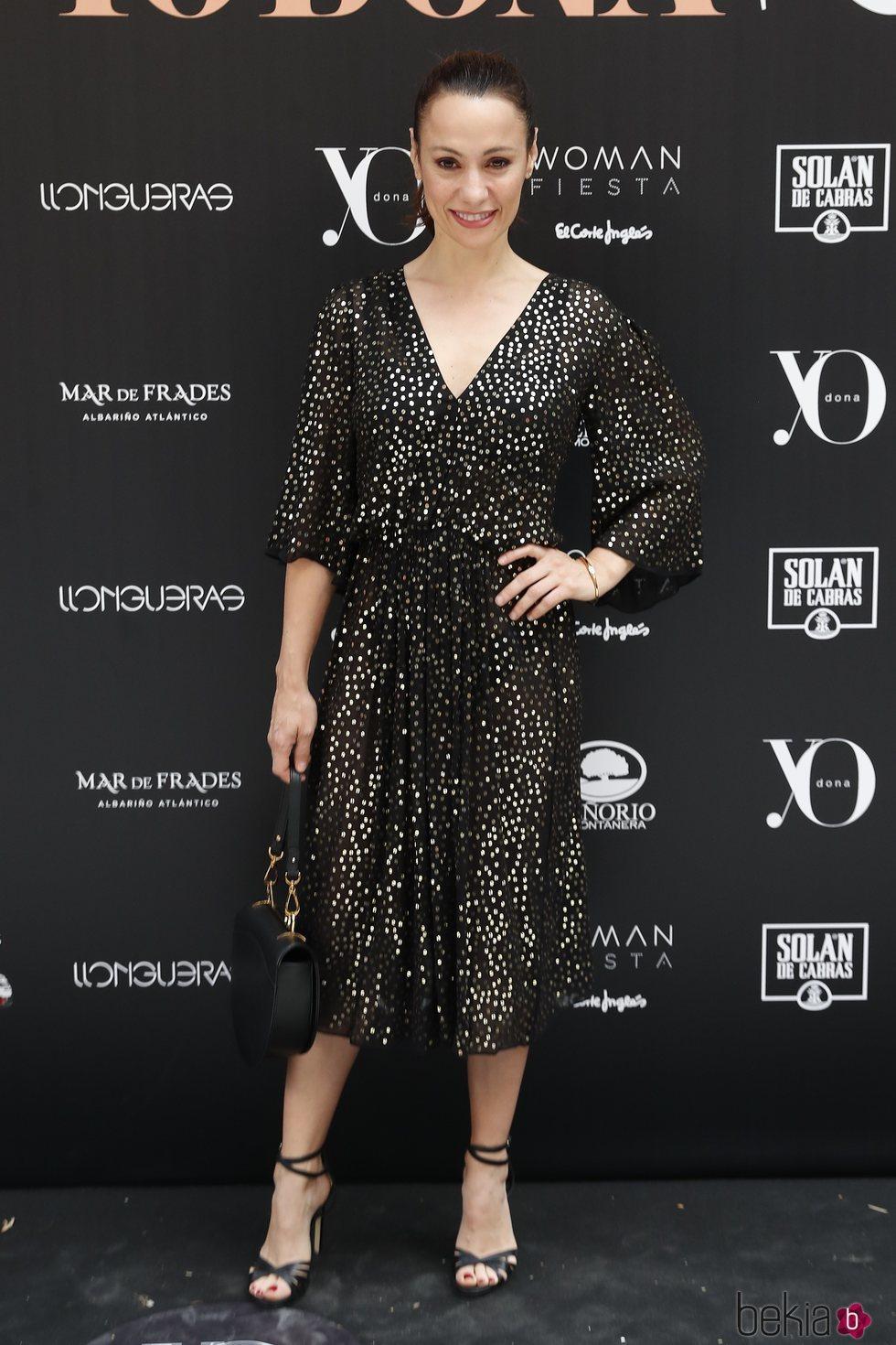 Natalia Verbeke en la 14ª edición de los premios Yo Dona Internacional