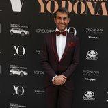 Daniel Muriel en la 14ª edición de los premios Yo Dona Internacional