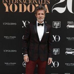 Jesús Olmedo en la 14ª edición de los premios Yo Dona Internacional
